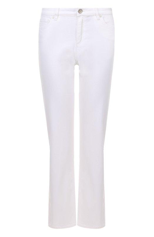 Укороченные расклешенные джинсы Elie Tahari ED28B206