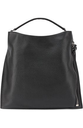 Сумка Large Alix Hobo с косметичкой Tom Ford черная | Фото №1