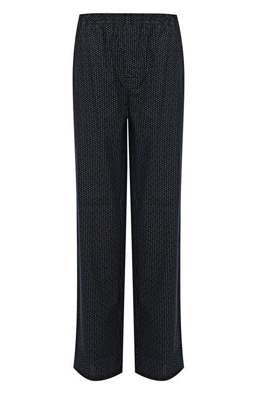 Хлопковые домашние брюки свободного кроя BOSS 50321906