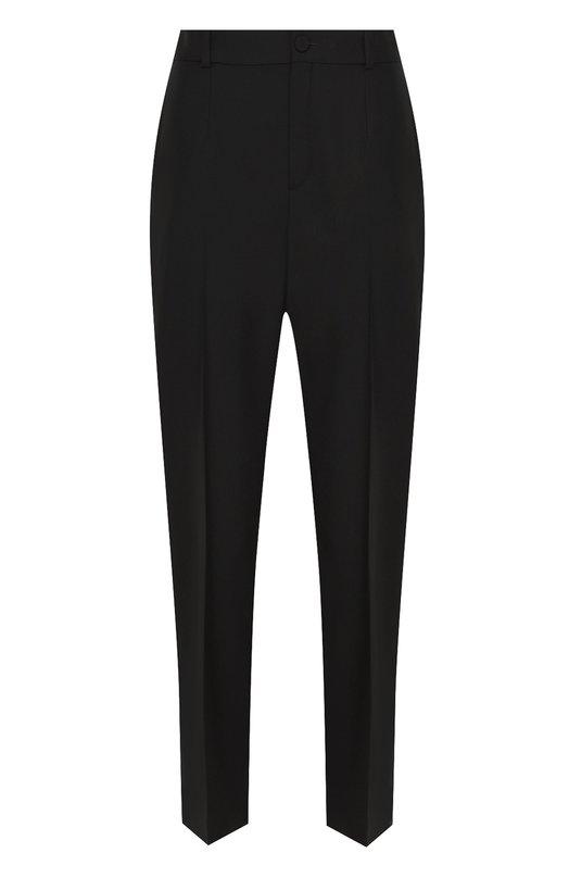 Укороченные брюки прямого кроя со стрелками Lanvin RW-TR5001-3488-P17
