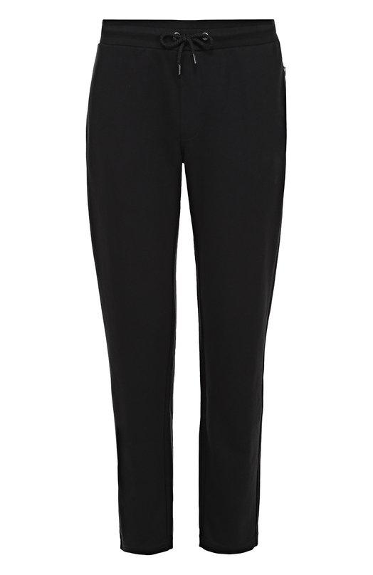 Хлопковые брюки прямого кроя Armani Jeans 8N6P87/6J07Z
