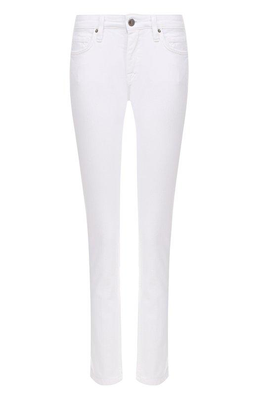 Купить Укороченные джинсы-скинни Victoria, Victoria Beckham, VB2 441, Турция, Белый, Хлопок: 98%; Эластан: 2%;