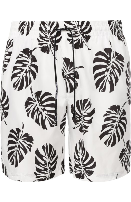 Плавки-шорты с карманами Dolce & Gabbana 0123/M4A13T/FSM3H