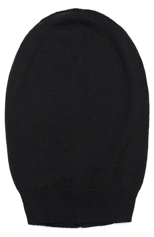 Шерстяная шапка бини Rick Owens RU/17S9493/M