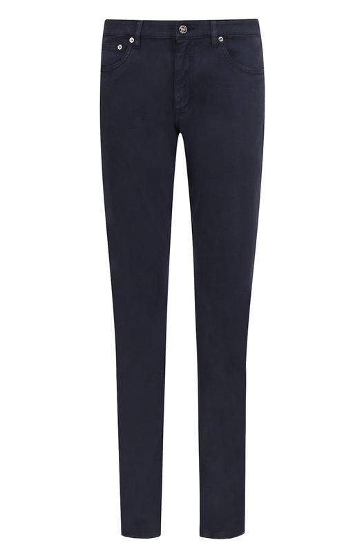 Хлопковые брюки чинос Ermenegildo Zegna UMI81JS01