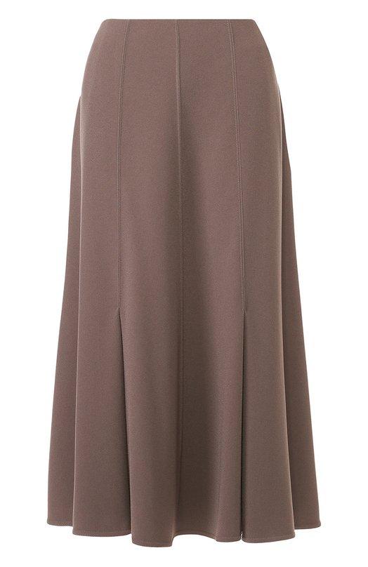 Расклешенная юбка-миди Giorgio Armani UAN08T/UA147