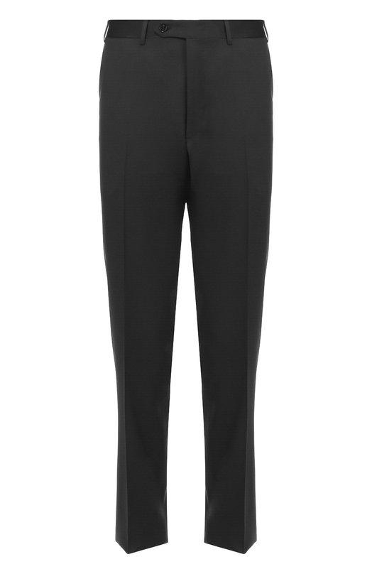 Шерстяные брюки прямого кроя Pal Zileri 83006/311/0/L
