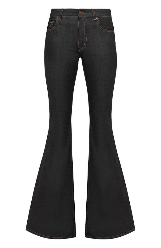 Расклешенные джинсы с контрастной прострочкой Tom Ford PA2350/DEX023