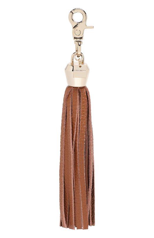 Кожаный брелок Coccinelle C8XZ4419917