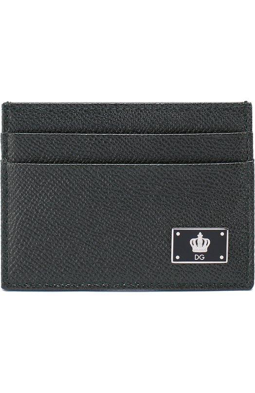 Кожаный футляр для кредитных карт Dolce & Gabbana 0115/BP0330/AC967