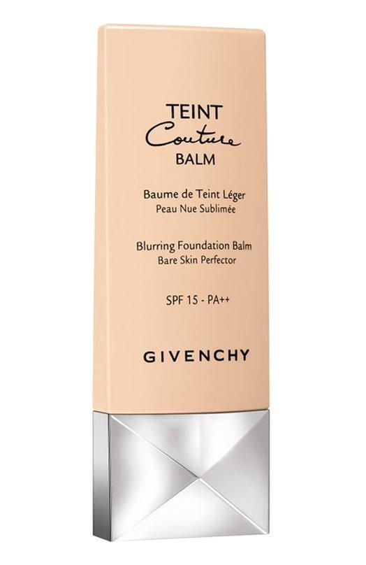 Легкий тональный бальзам Teint Couture Balm, оттенок 6 Nude Gold Givenchy P090006