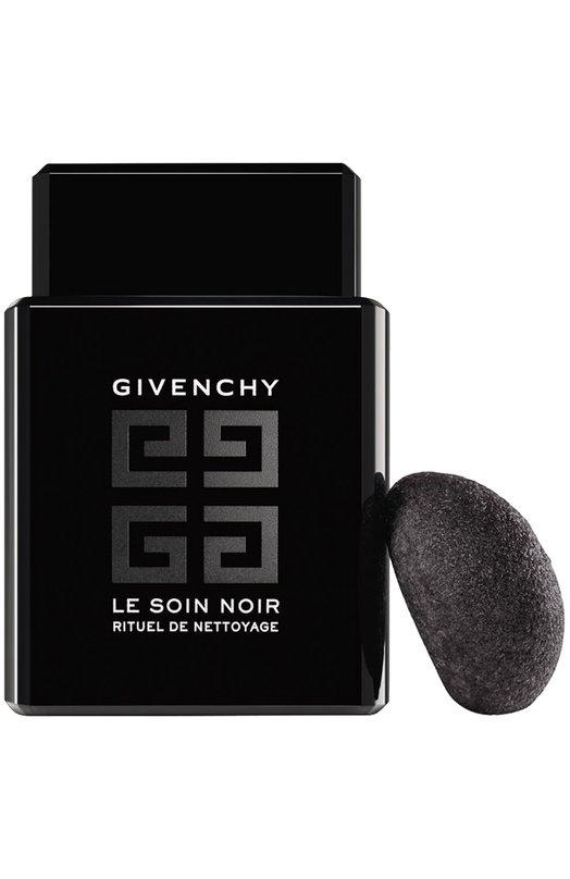 Очищающий мусс со спонжем Le Soin Noir Rituel De Nettoyage Givenchy P053301