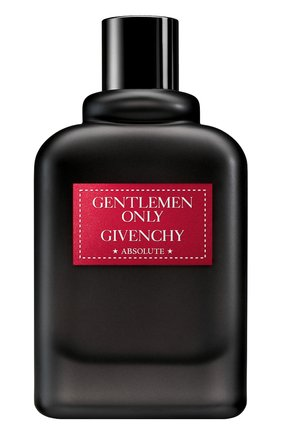 Парфюмерная вода Gentlemen Only Absolute Givenchy | Фото №1