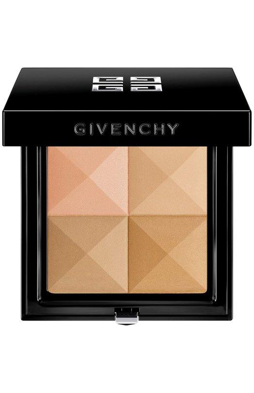 Пудра компактная Le Prisme Visage, оттенок 5 Soie Abricot Givenchy P090135