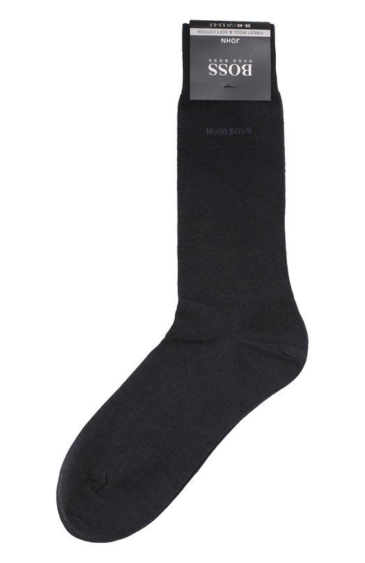 Носки из смеси шерсти и хлопка BOSS 50272219