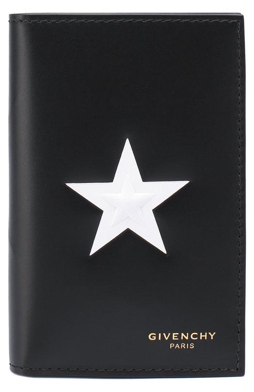 Кожаный футляр для кредитных карт Givenchy BK0/6001/266