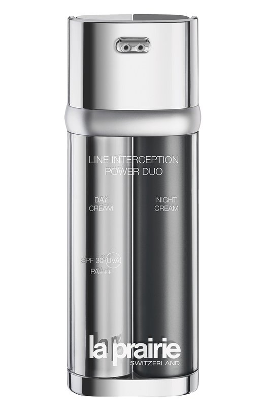 Крем-дуэт против морщин Line Interception Power Duo La Prairie 7611773074032