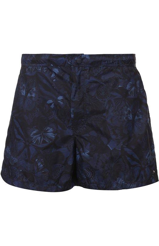 Плавки-шорты с принтом Camubutterfly и карманами Valentino MV3UH025/29D