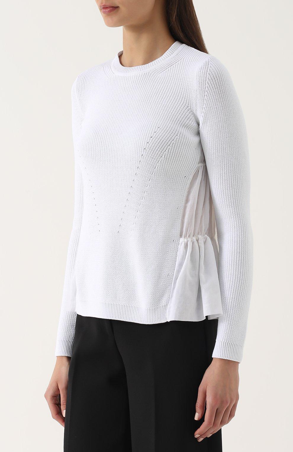 Пуловер свободного кроя с доставкой