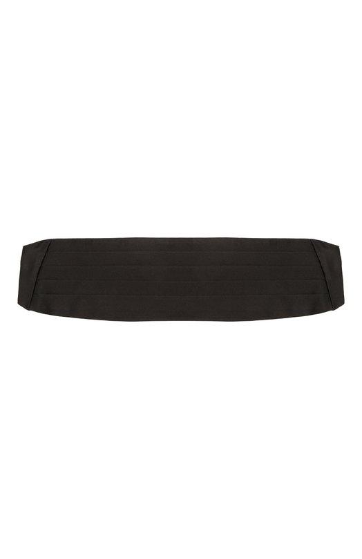 Купить Шелковый камербанд Lanvin, 1282/CUMMERBUND, Франция, Черный, Шелк: 100%;