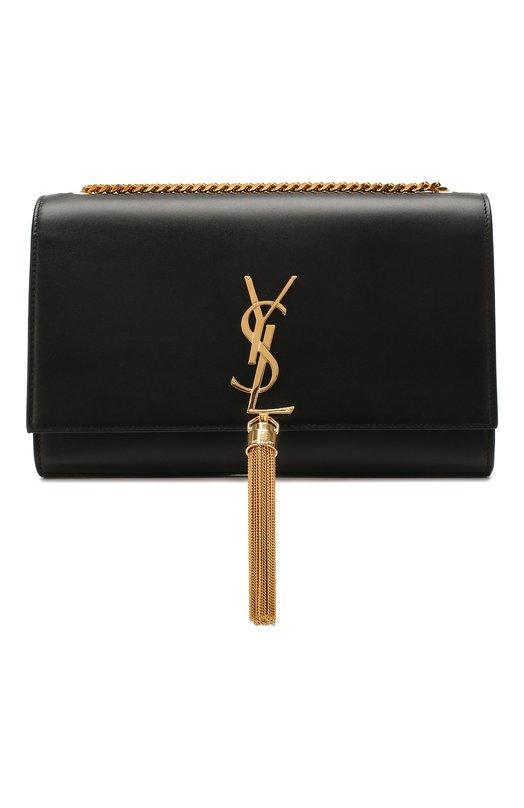 Купить Сумка Monogram Kate medium Saint Laurent, 354119/C150J, Италия, Черный, Кожа натуральная: 100%;
