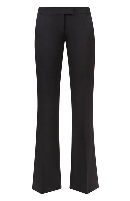 Расклешенные брюки с карманами и стрелками Stella McCartney 457259/SFB18