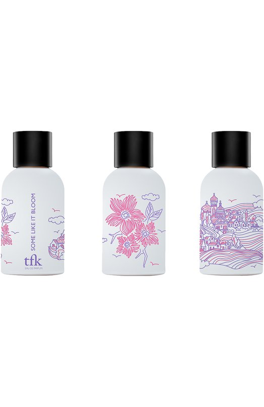 Парфюмерная вода Some Like It Bloom TFK The Fragrance Kitchen 3700227204447
