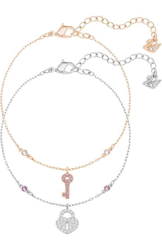 Комплект браслетов Crystal Wishes Key Swarovski 5272251