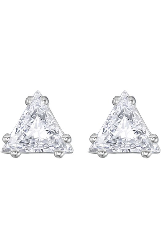 Серьги Attract Triangle Swarovski 5274074