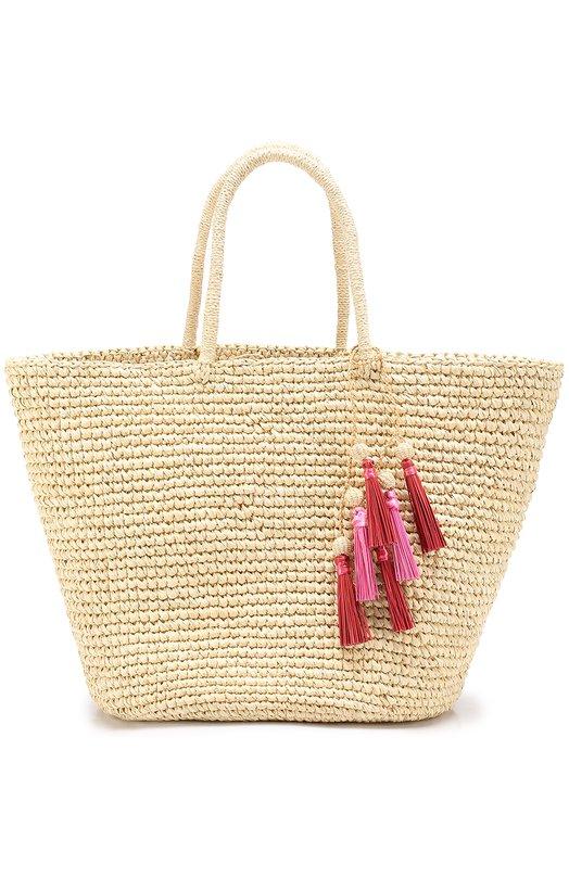 Плетеные сумки для подарков