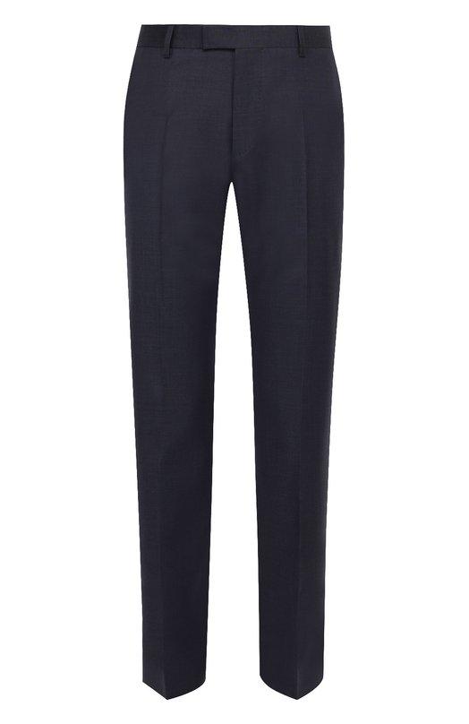 Шерстяные брюки прямого кроя Windsor L-WH S0LE/1302044