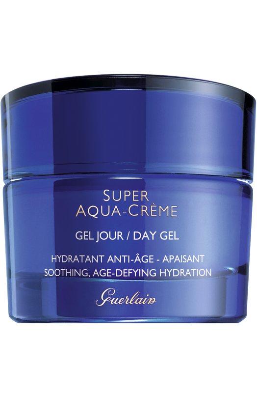 Дневной крем с облегченной текстурой Super Aqua-Day Guerlain G061041