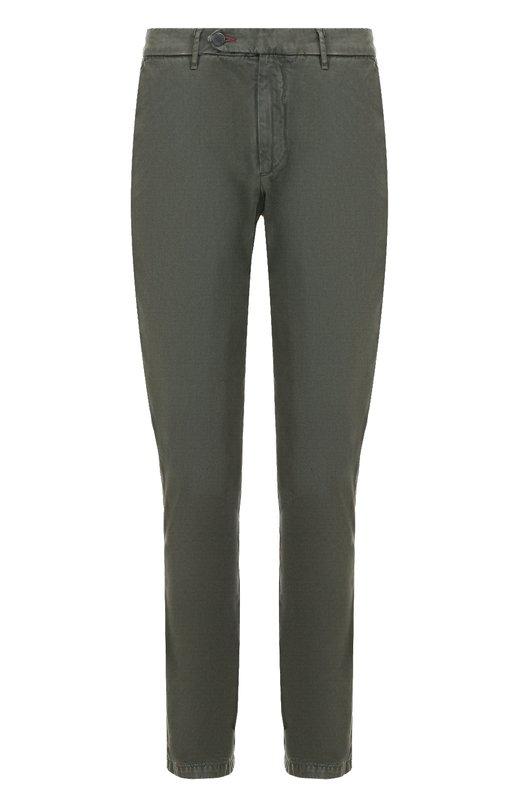 Хлопковые брюки чинос 7 For All Mankind SNFT87XKK