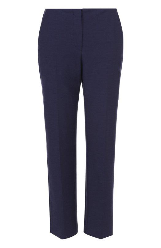 Укороченные брюки прямого кроя со стрелками Armani Collezioni VMP42T/VM004