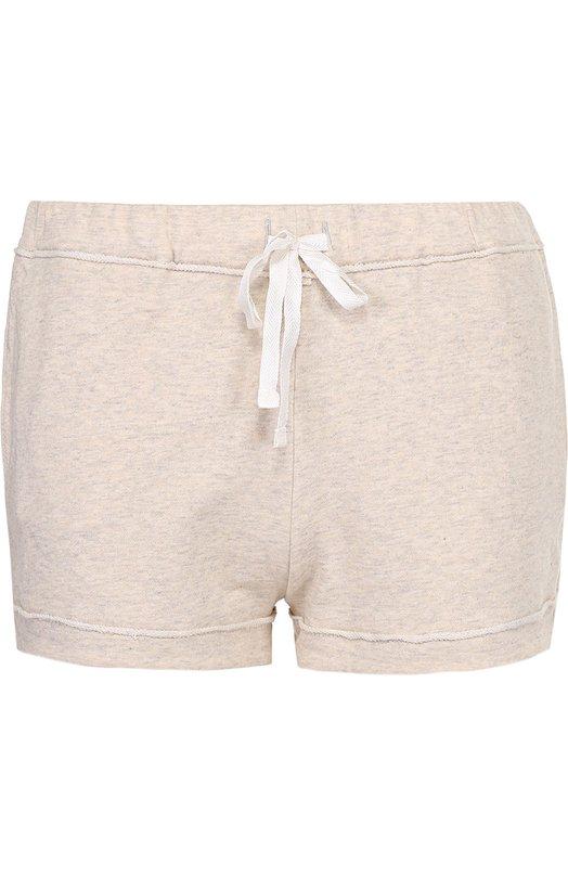 Мини-шорты с карманами и эластичным поясом Back Label WDLSSN