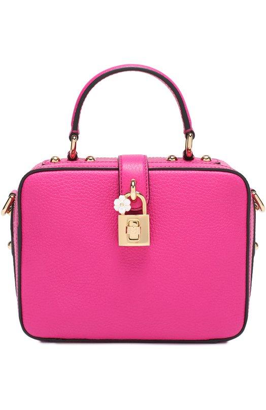 Купить Сумка Rosaria Dolce & Gabbana, 0116/BB5953/AC176, Италия, Фуксия, Кожа натуральная: 100%;