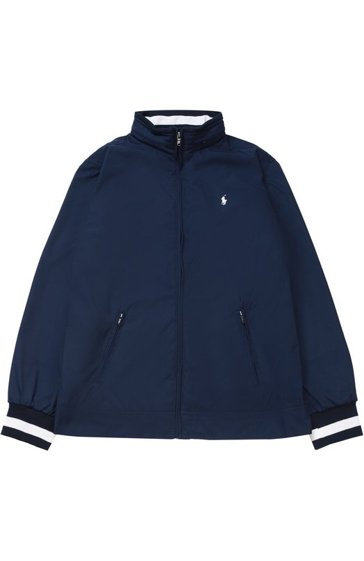 Куртка с контрастными манжетами Polo Ralph Lauren B30/XZ1PL/XY1PL