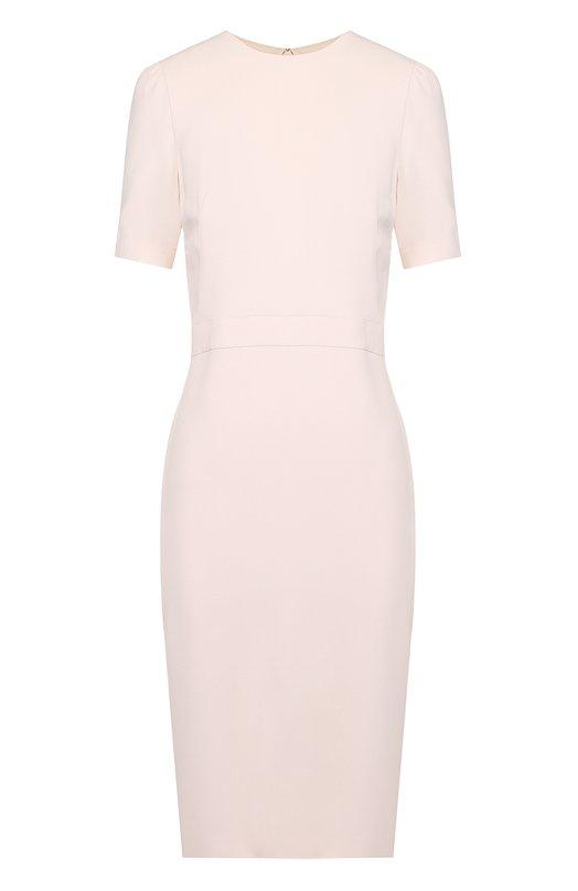Приталенное платье-миди с коротким рукавом Givenchy 17P/2002/194