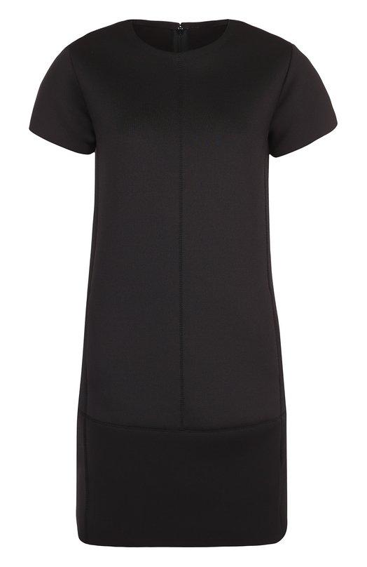 Мини-платье прямого кроя с коротким рукавом Polo Ralph Lauren V38/XZ86J/XY86J