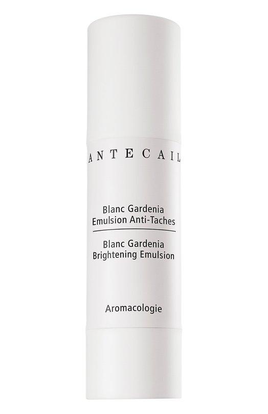 Купить Эмульсия для лица Blanc Gardenia Brightening Emulsion Chantecaille, 656509704606, Франция, Бесцветный