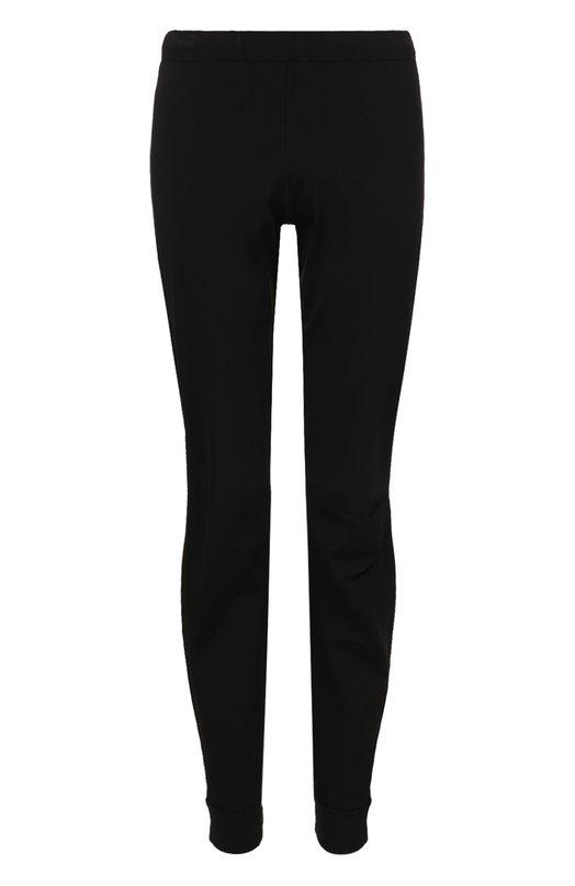 Укороченные брюки с манжетами Balenciaga 456719/T6098