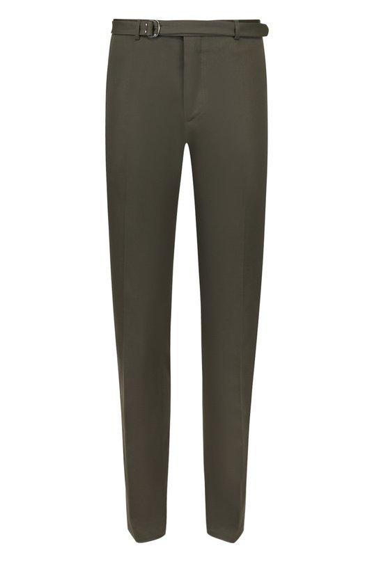Хлопковые брюки прямого кроя Valentino MV0RB533/48N