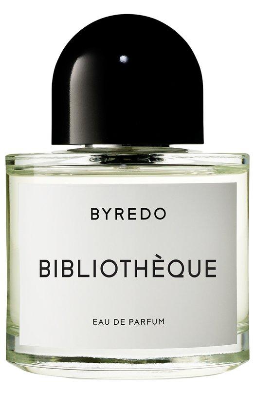 Купить Парфюмерная вода Bibliotheque Byredo, BR100167, Франция, Бесцветный