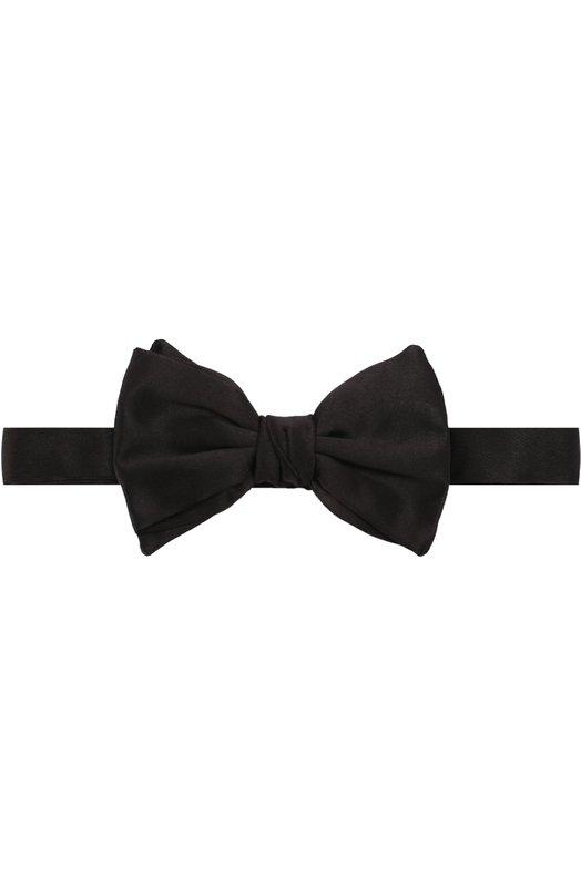 Шелковый галстук-бабочка Giorgio Armani 360031/7P998