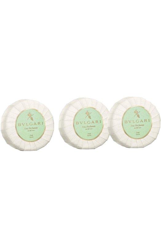 Набор мыла Au The Vert BVLGARI 47411BVL