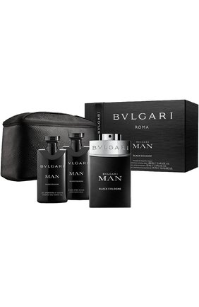 Набор Man In Black Cologne BVLGARI | Фото №1