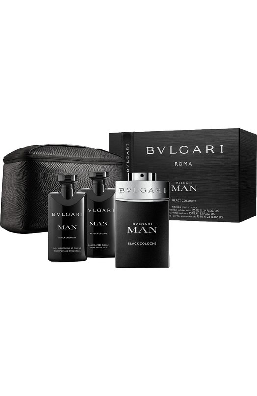 Набор Man In Black Cologne BVLGARI 49084BVL
