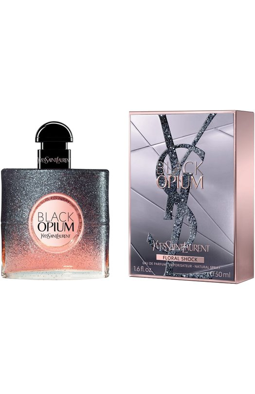 Парфюмерная вода Black Opium Floral Shock YSL 3614271566553