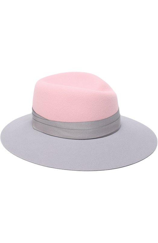 Фетровая шляпа Virginie Maison Michel 1001030001/VIRGINIE