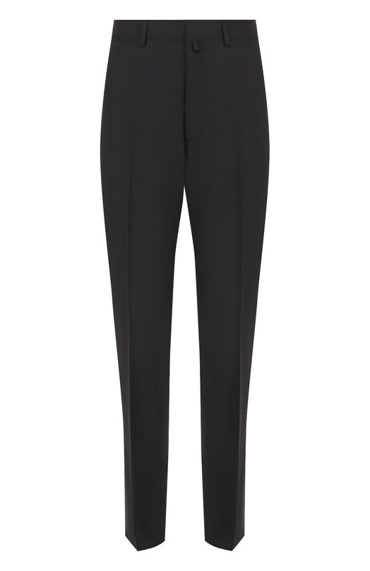 Шерстяные брюки прямого кроя Lanvin RMTR0046P17